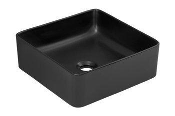 Nowoczesna umywalka E- 6276 MATT BLACK