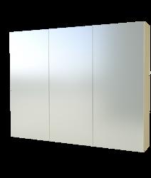 Szafka Scandic 843 z lustrem, jesion 100 cm