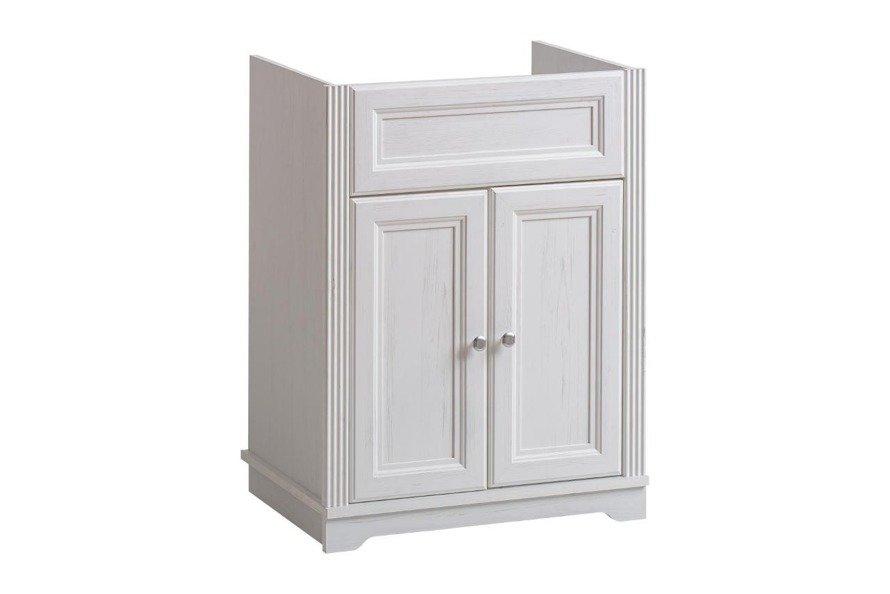 Klasyczna szafka pod umywalkę 60 cm Palace Andersen