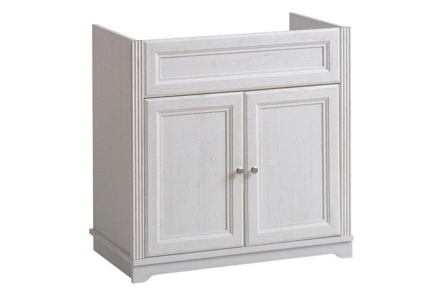 Klasyczna szafka z umywalką 80 cm Palace Andersen