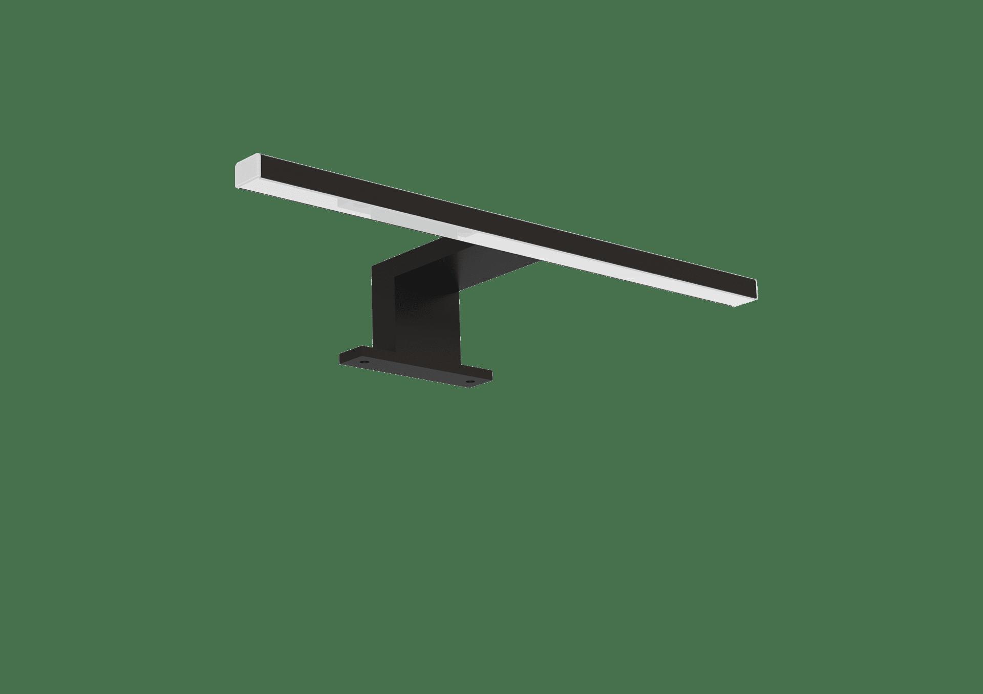 LED LAMP ALA Czarna 30
