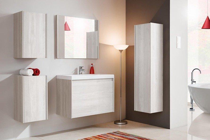 Lustro łazienkowe 60 cm Jenny Sosna