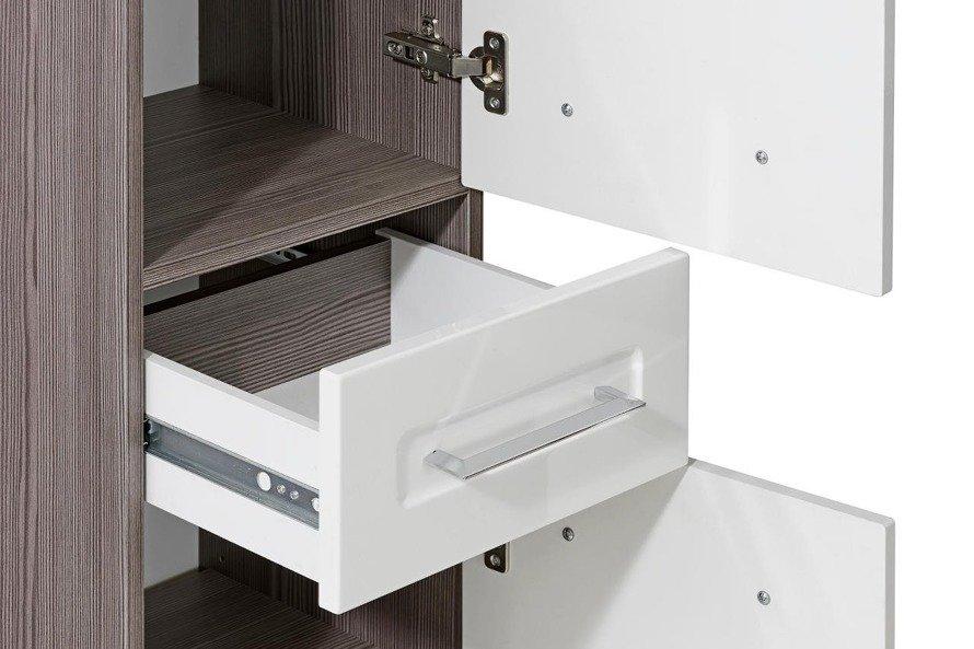 Nowoczesne meble łazienkowe Cosmo II 80 cm