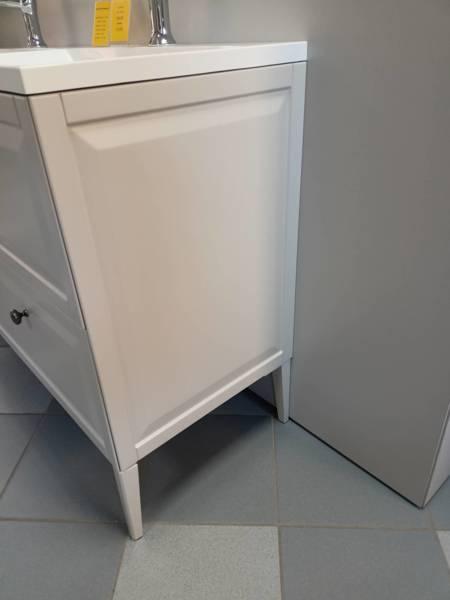 Oristo Szafka pod umywalkę MONTEBIANCO 120 cm piaskowa