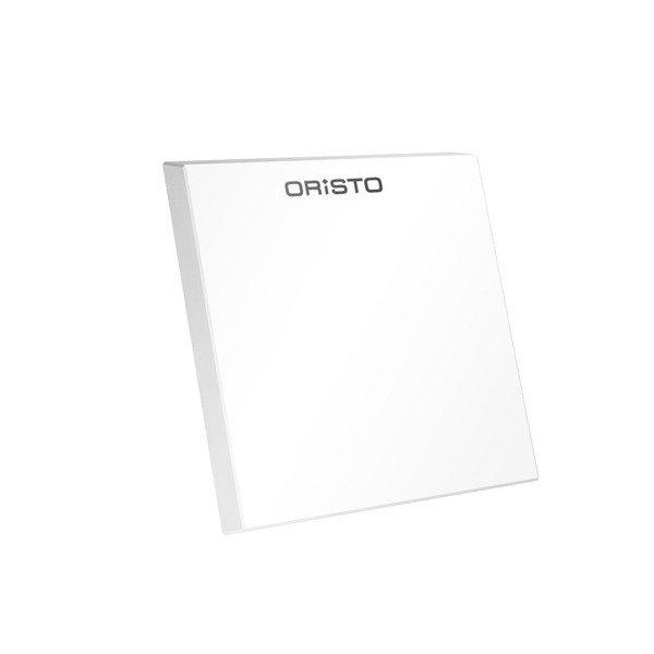 Oristo Uchwyt 7 cm BOLD biały połysk
