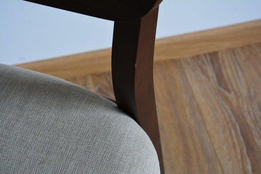 Oslo Walnut 17-2_01 Krzesło tapicerowane