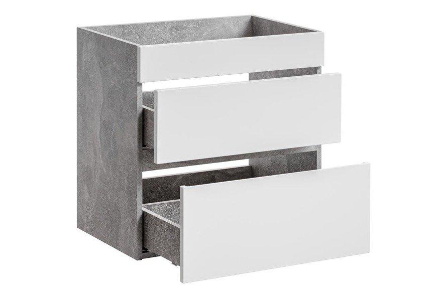 Podwieszana szafka pod umywalkę 60 cm Atelier 2S