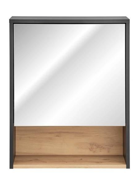 Szafka z lustrem 60 cm Borneo Cosmos 840