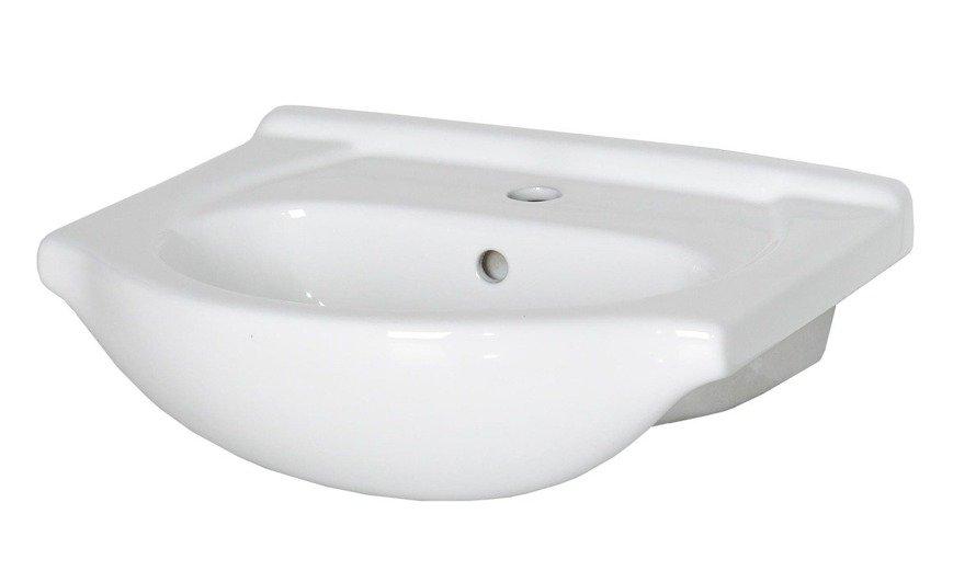 Szafka z umywalką 50 cm Piano sonoma