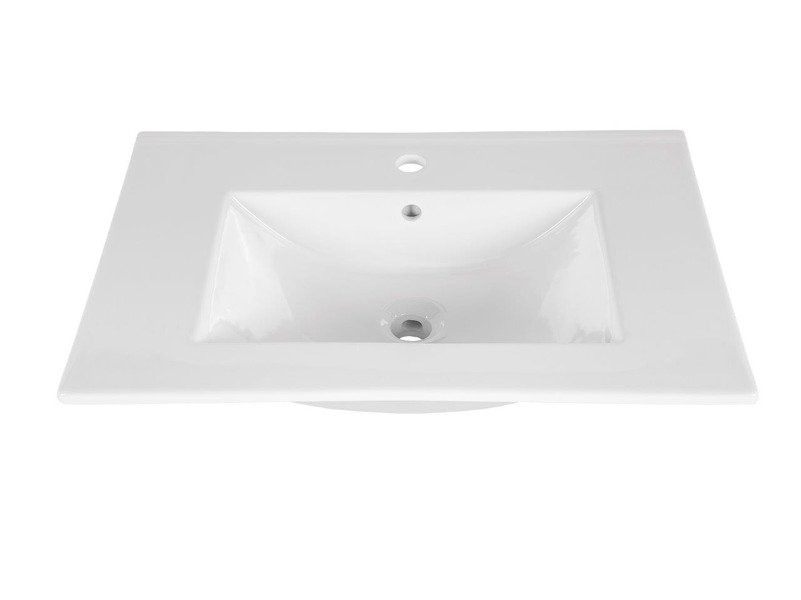 Umywalka ceramiczna CFP 80D 80 cm
