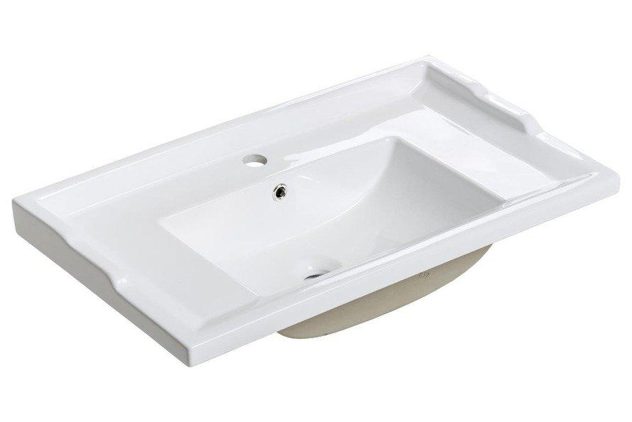 Umywalka ceramiczna Retro 60 cm