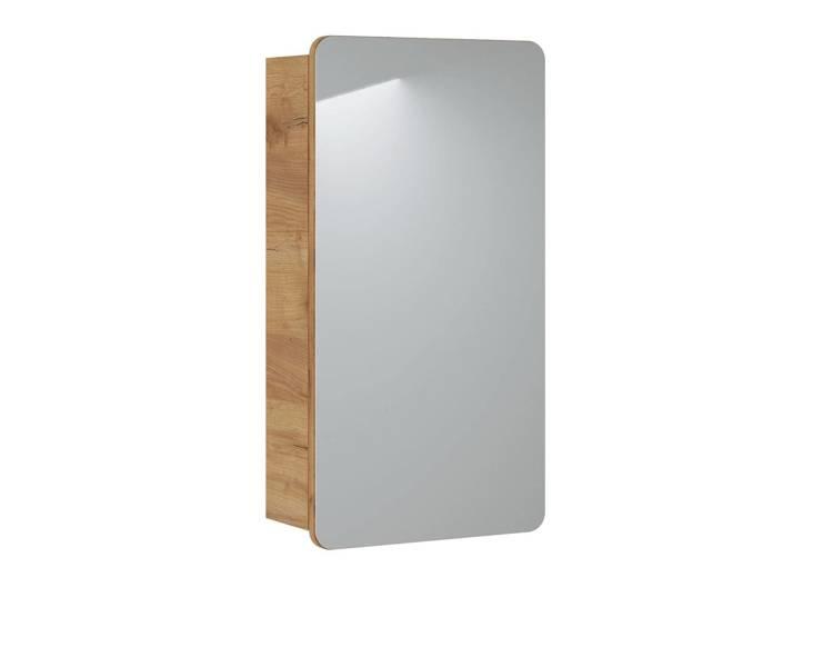 Zestaw mebli łazienkowych 50 cm z szafką z lustrem