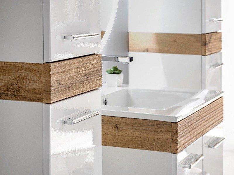 Zestaw mebli łazienkowych Aria 50 cm